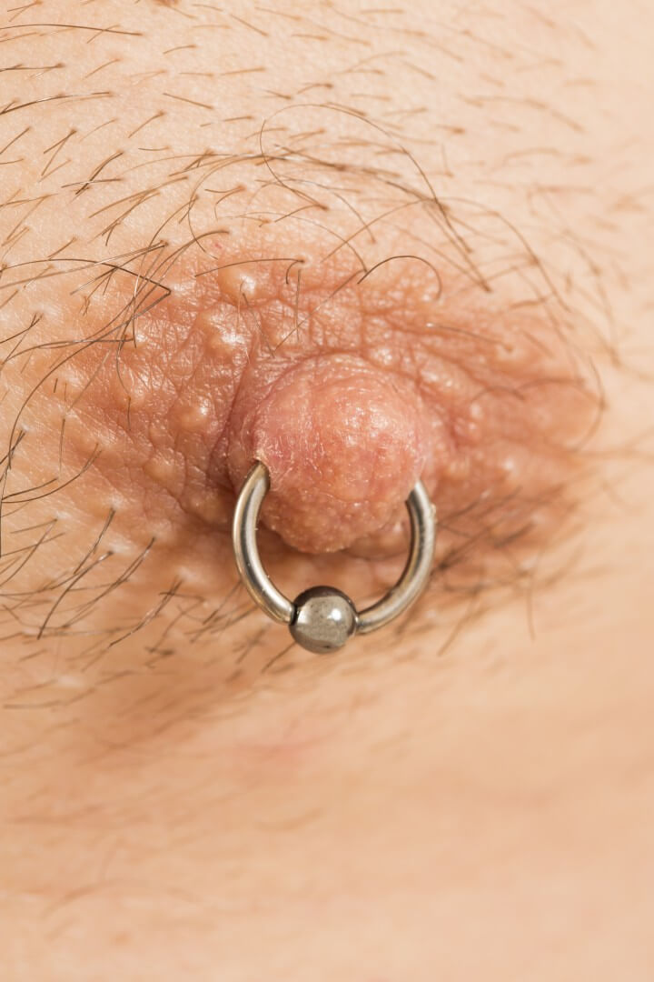A to Z of Sex N is for Nipple